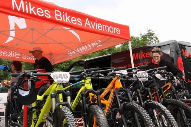 Gallery Mikes Bikes Aviemore